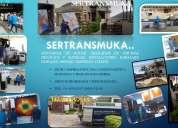 Servicios de mudanzas, fletes, instalaciones 0998421851