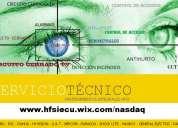 Servicio técnico (equipos de seguridad electrónica) integrales