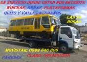 GrÚas auto-cargables las 24horas 365días movistar: 0992929897 clar;0989295258  servicio en quito