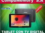 PromociÓn juliana venta de tablet con tv digital