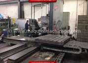 Mandriladora 1500 mm x 1800 mm usada