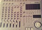 Consola tascam graba mini disco md