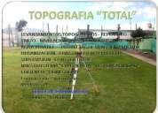 """Servicios """"topografia total"""""""