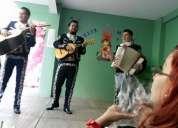 """35$ """"mariachiquito"""" ¡¡pocos pero buenos musicos¡¡ 10 canciones - 4 musicos - 098762034"""