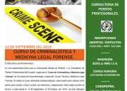 Curso de medcina legal forense