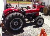 tractor agrícola 4x4