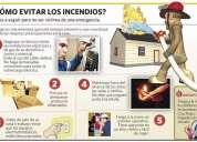 Detección preventiva extinción,mantenimiento preventivo a los servicios de detección incendios