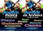 cursos de música en guayaquil