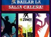 Cursos permanentes de clases de salsa estilo caleño- colombiano