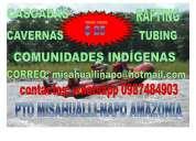 Paquetes turÍsticos en misahualli-napo-amazonia