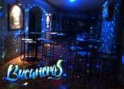 Venta de bar karaoke discotec bucaneros