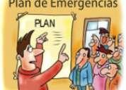 Plan de evacuacion y contingencia
