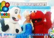 animacion fiestas infantiles magos princesas payasos