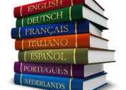 Profesor universitario ofrece clases particulares de inglés y francés