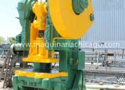 Troqueladora bliss 75 ton usada