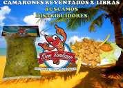 Distribuidores para varias ciudades del ecuador