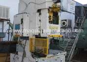 Troqueladora 75 ton usada