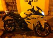 Vendo moto jl200cc año 2013 al dia