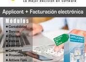 Sistema contable + facturaciÓn electrÓnica