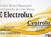 Reparacion electrodomesticos electrolux en quito y sus valles 100% garantizados
