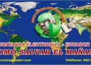 Compramos chatarraelectronica en ecuador