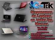 Laptops venta de portatiles, pc,s de escritorio, cÁmaras de vigilancia, suministros