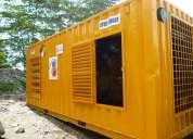 Venta & alquiler de generadores (power pack)