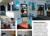casa de alojamiento posada twin suite ii