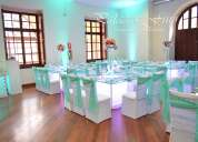 Banquetes paladar fino: organización de eventos