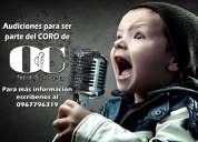 escuela de música opera&concert (aduciones para nuestro coro)