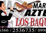 Azteca mariachis en quito 0998240683