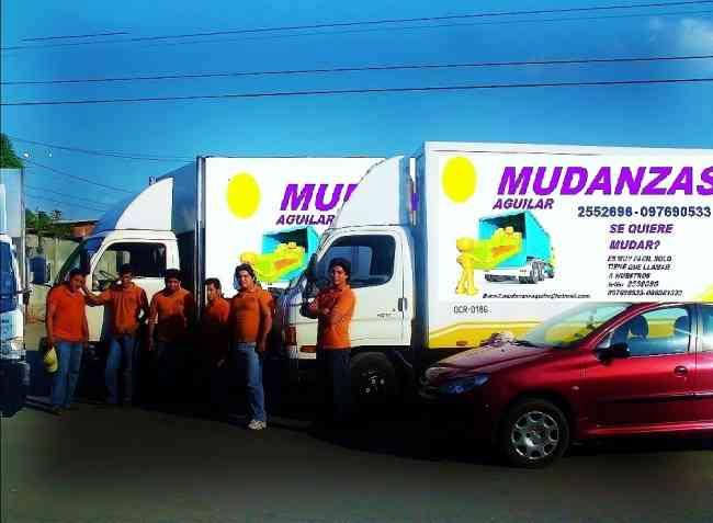 MUDANZAS AGUILAR 0988981393