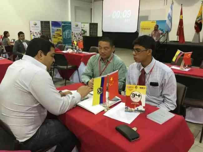 Traductor chino mandarin español Guayaquil