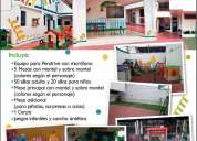 Alquiler local para fiestas infantiles mundo educativo