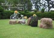 Bodas espectaculares quintas para eventos en el valle