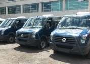 Vehículos con chofer brinda servicios de transporte turístico y empresarial,  vehículos que se ad