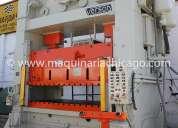 Troqueladora 300 ton usada