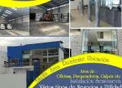Vendo propiedad comercial de venta sector el condado inf. al 0985813087
