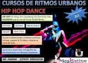 Clases de baile para niÑos y jovenes .... ritmos modernos, hip hop, electrodance, etc.