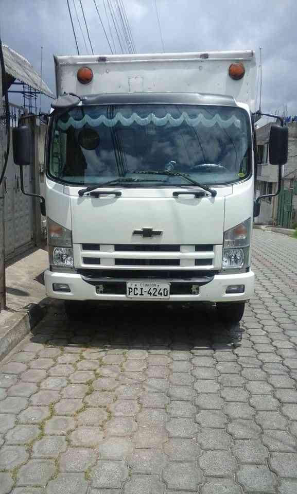 Transporte pesado para fletes y mudanzas (encomiendas)Quito - Guayaquil