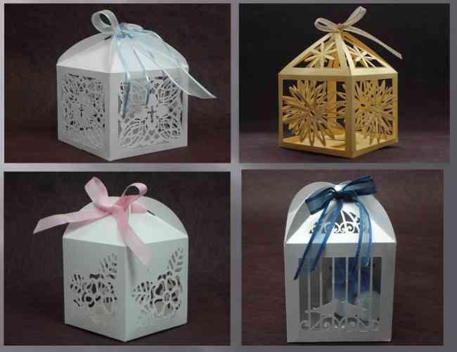 Envolturas Decorativas- Cajitas Decorativas - Patty's Art & Sweet