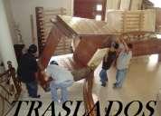 Microempresa de fletes, mudanzas, entregas, traslados ubicada en guayaquil