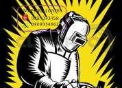 Maestro soldador tecniservicios 0994073458//0969034662.,llamalo ya