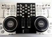 Vendo hercules deejay professional console 4-mx