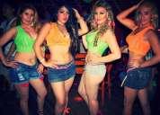 Grupo musical femenino sukuba show