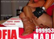 sexo eroticos sofia madura quito, relax masajes 0999531199  woman