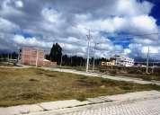 Vendo hermoso terreno completamente urbanizado al norte de la ciudad