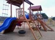 Juegos infantiles para parques de recreación