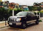 Ford f 150 doble cabina 4x2 año 2010 ultraflamante