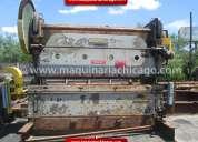 Prensa cincinnati 12' x 150 ton usada